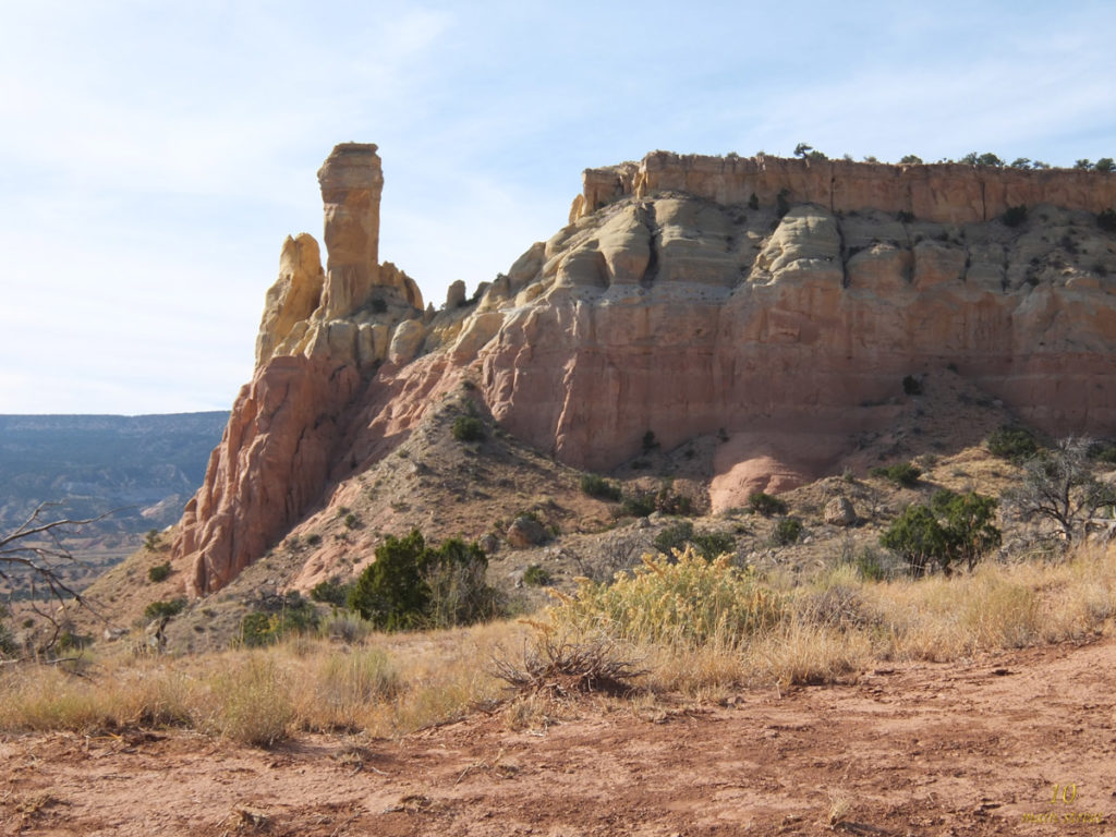 Mesa de Ghost Ranch