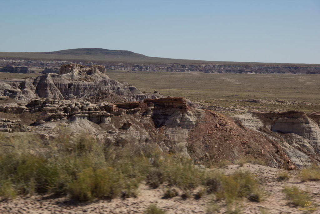 Painted Desert & Petrified Forest National Parc