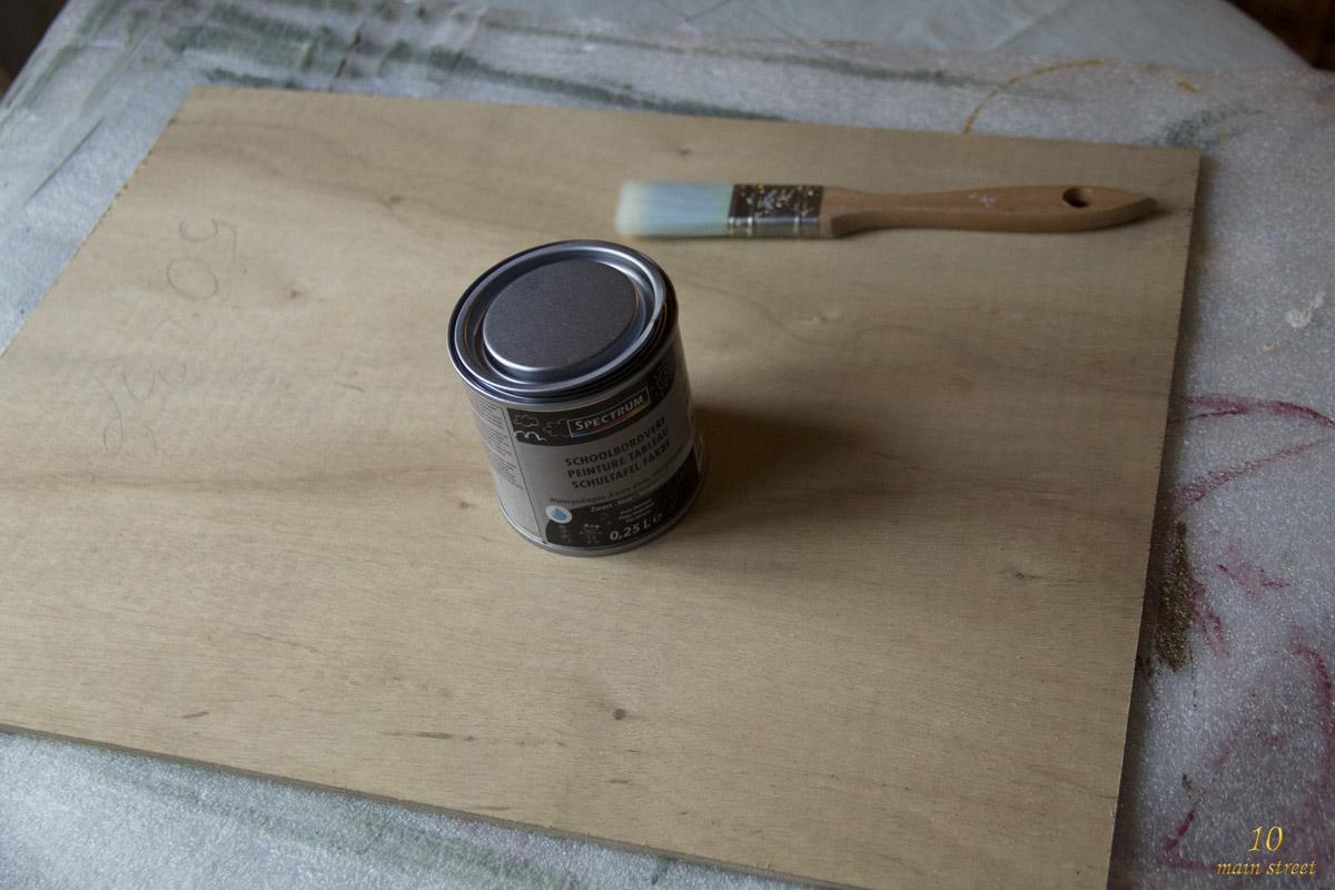 Très Fabriquer un tableau noir avec de la peinture Action HA89