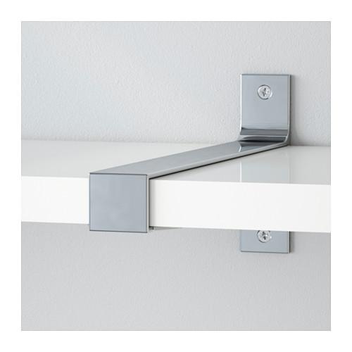 une tag re de designer partir des querres ikea ekby. Black Bedroom Furniture Sets. Home Design Ideas