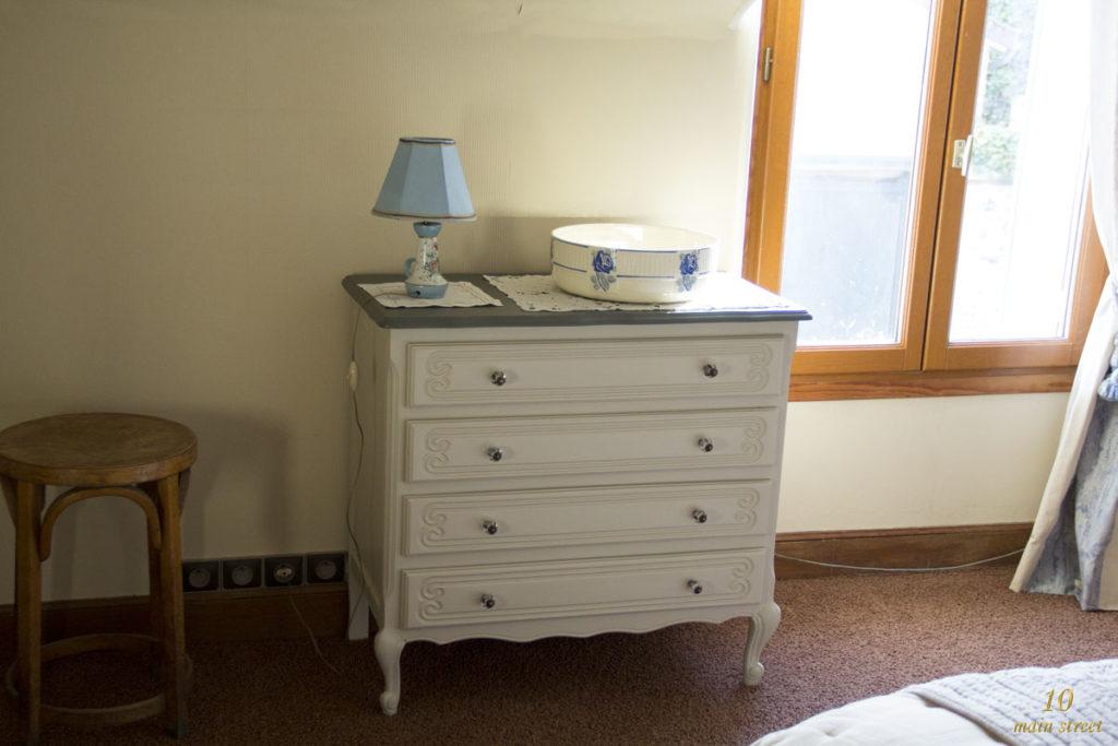 Peinture bois sans poncer meilleures images d - Peinture pour meuble vernis sans poncer ...