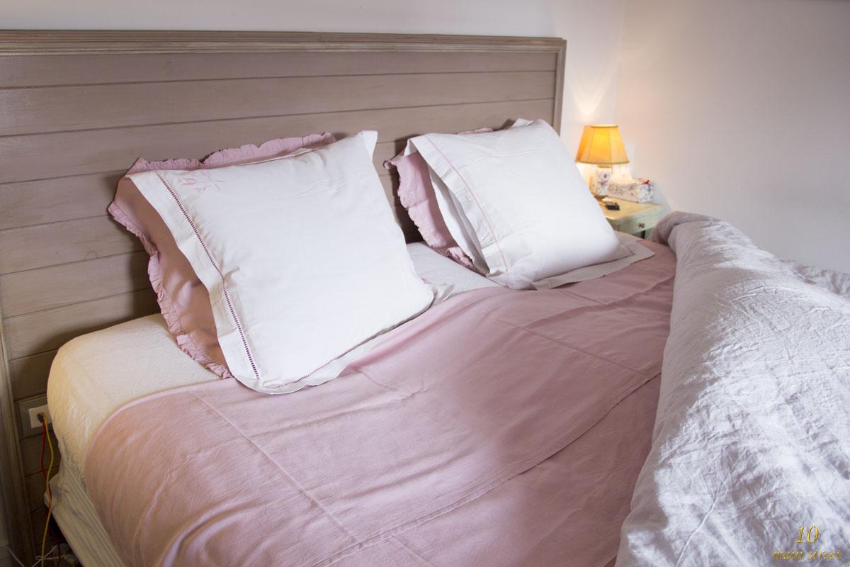 Entre ancien et moderne savoir choisir du linge de lit - Difference entre drap plat et housse de couette ...