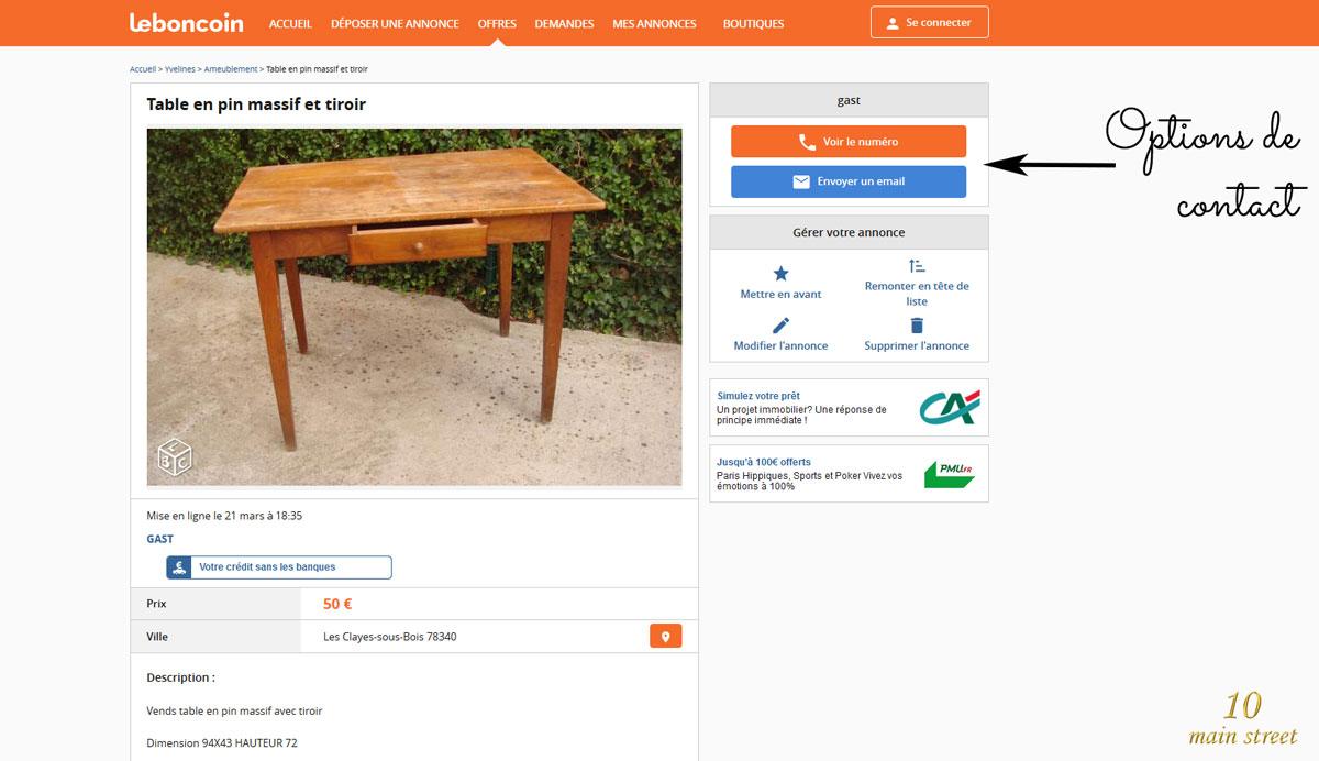 Acheter Sur Le Bon Coin Et Faire De Bonnes Affaires