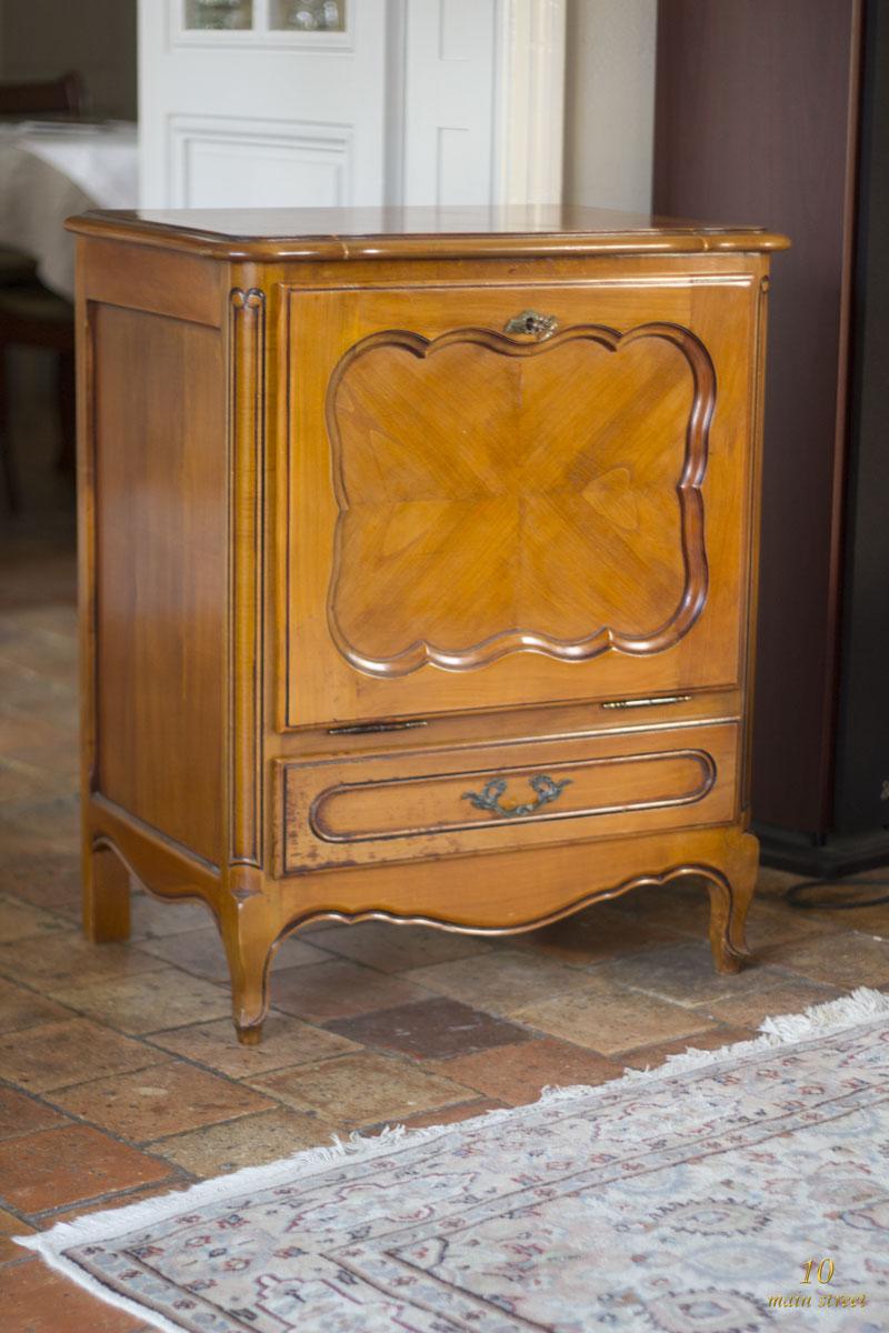 Peindre Un Meuble En Merisier ces meubles que j'ai rénovés sans les poncer : un peu d