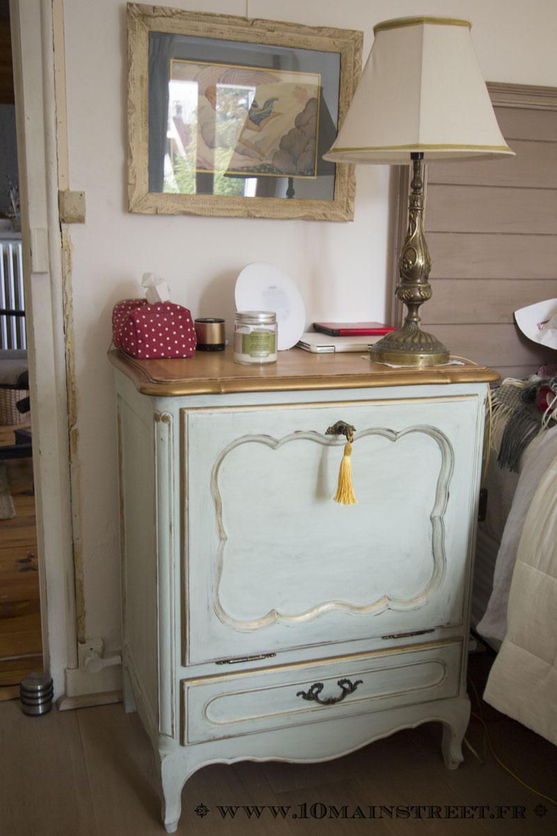 Vernis Ou Vitrificateur Sur Un Meuble Peint cire ou vernis ? que choisir pour les meubles relookés ?