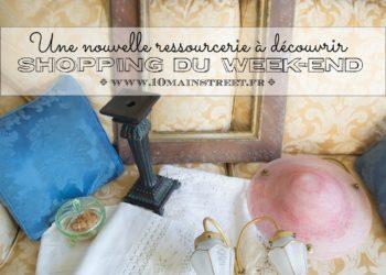 Shopping du week-end : une nouvelle ressourcerie à découvrir