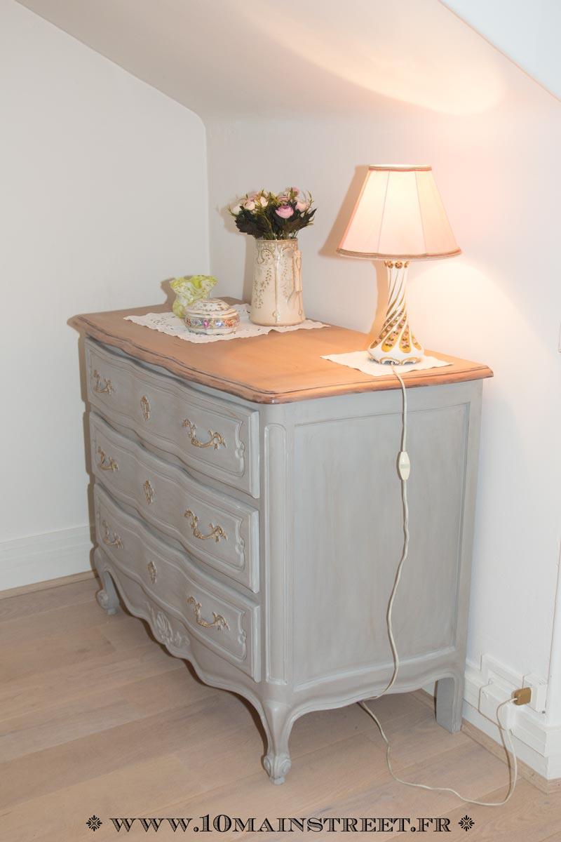 Restaurer Un Meuble En Chene Vernis peindre les meubles en merisier - 10 main street