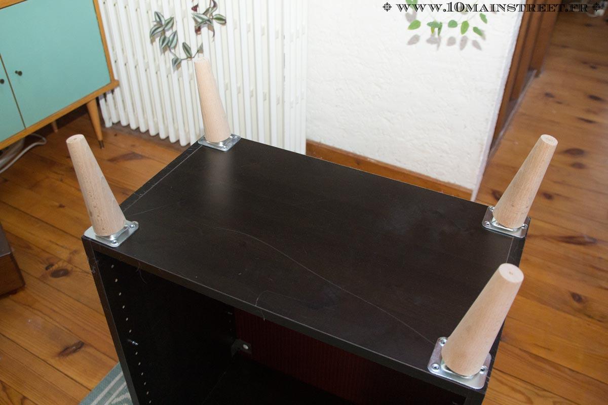 Faire Fabriquer Un Meuble fabriquer un meuble scandinave avec un caisson de cuisine ikea