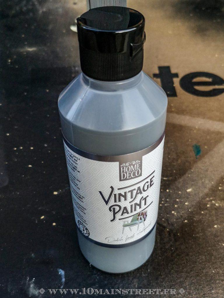 Vintage Paint d'Action