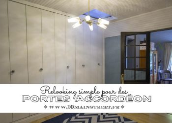 portes accordéon : un relooking simple