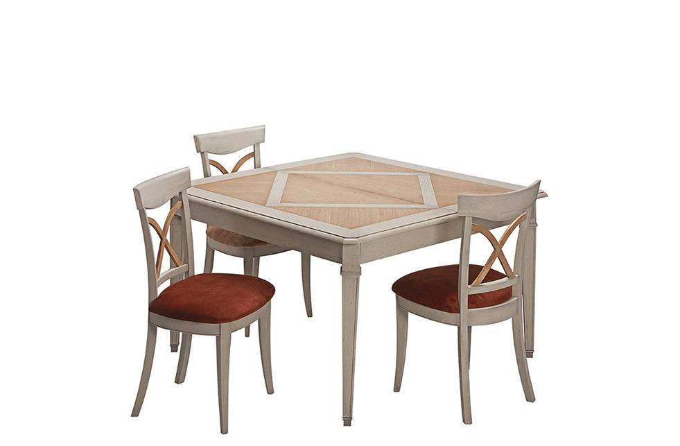 Table Crozatier Auteuil