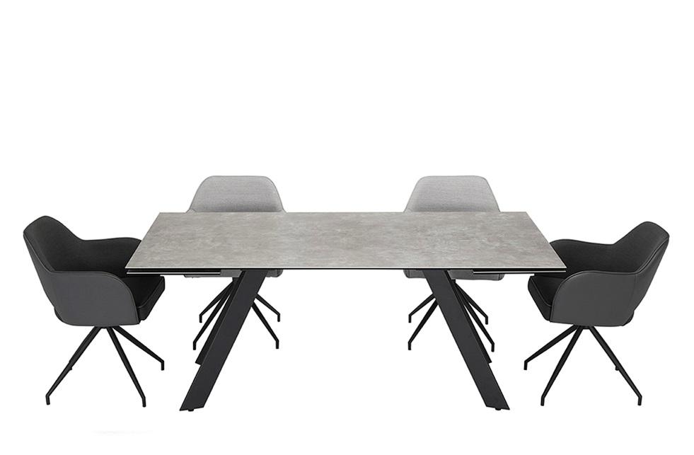 Table de salle à manger Ontario Crozatier