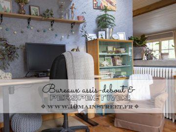 Bureaux assis-debout et perspectives