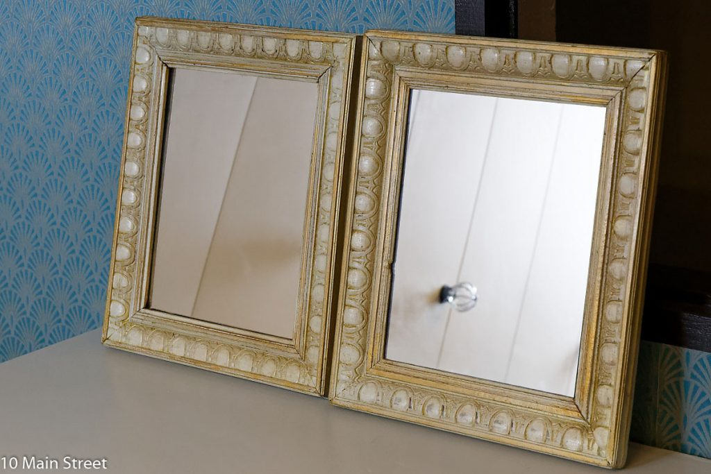 Les miroirs relookés