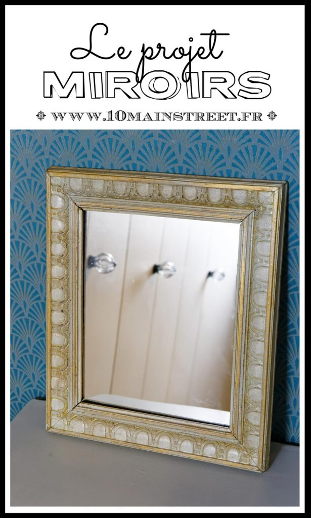 Le projet miroirs | #miroirancien #patine #frenchstyle #forsale #french #frenchmirror #mirror