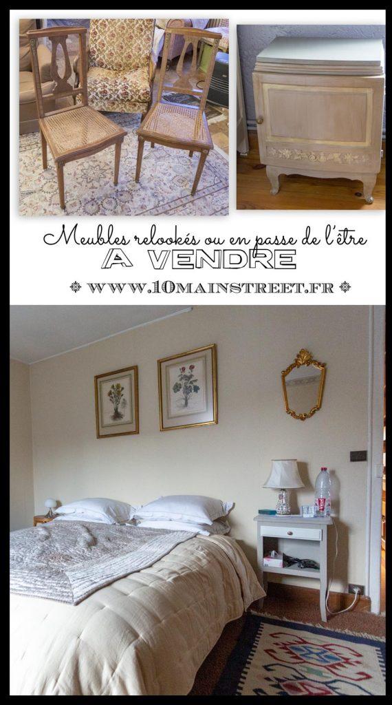 Meubles à vendre ! | #relookingmeuble #relooking #peinture #meubleancien