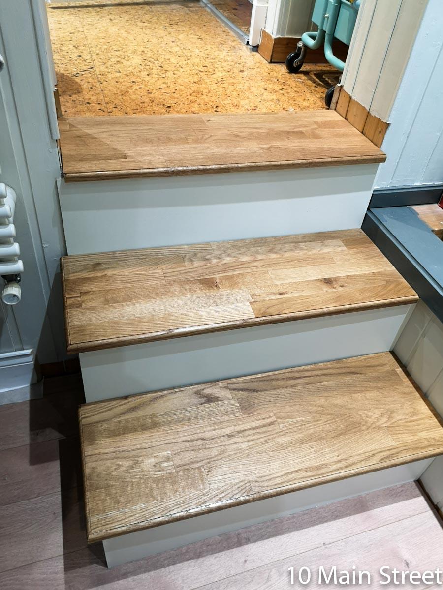 Casser Un Escalier Beton un escalier moche ? habillez-le ! - 10 main street