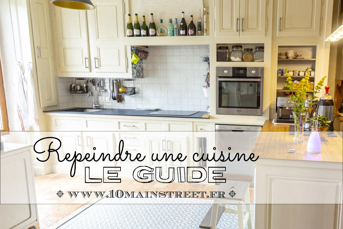 Comment Repeindre Sa Cuisine En Chene repeindre une cuisine : le guide ! - 10 main street
