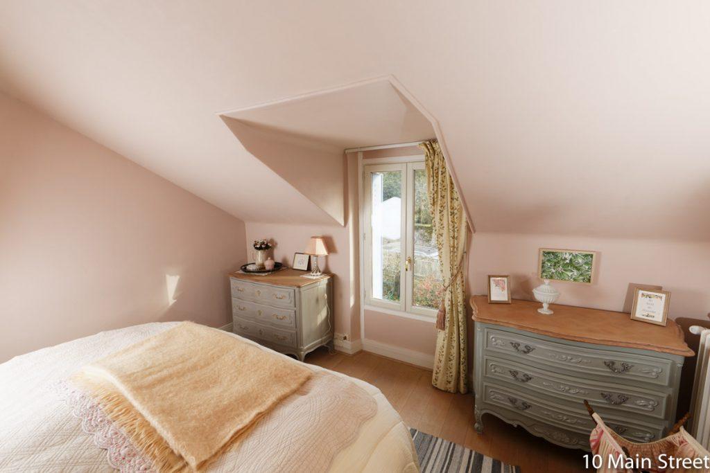 Notre chambre rose