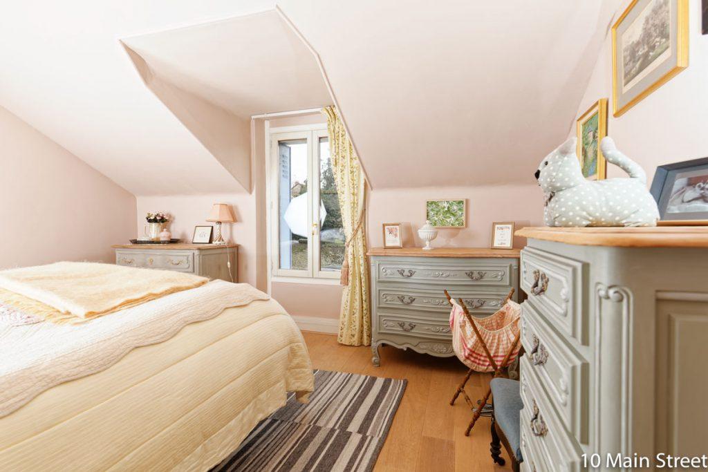 Notre chambre rose : visite après 4 ans