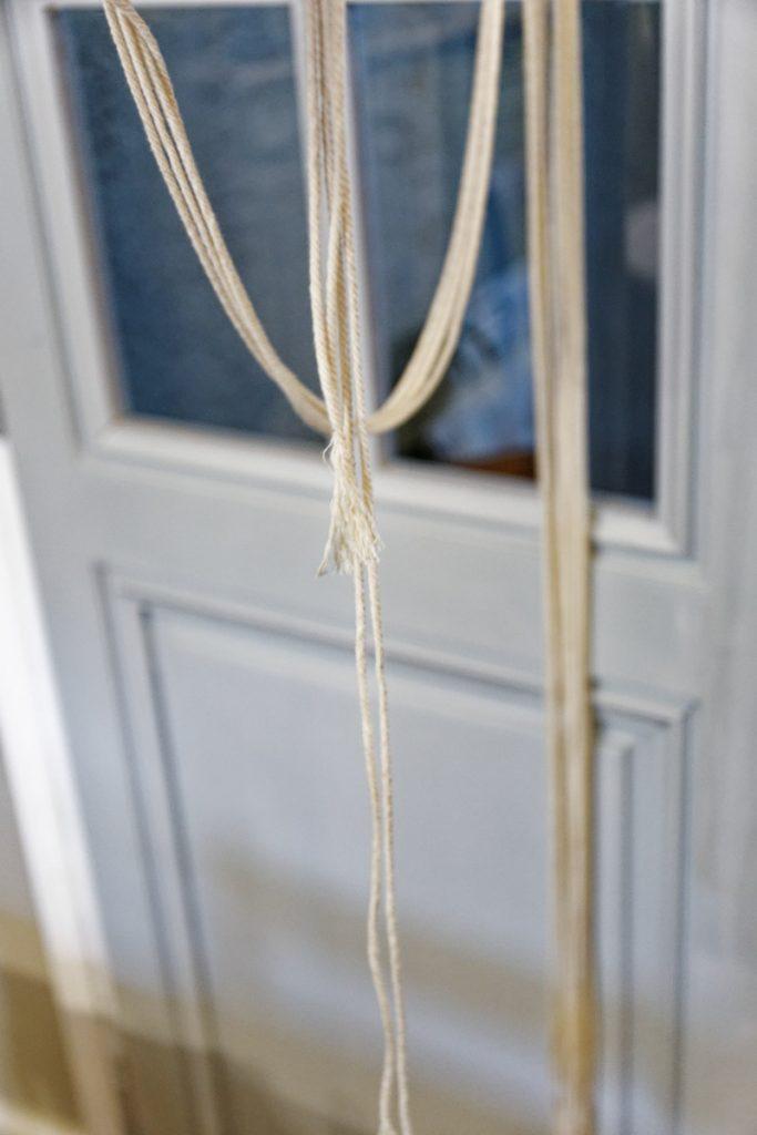 Cordes de longueurs inégales