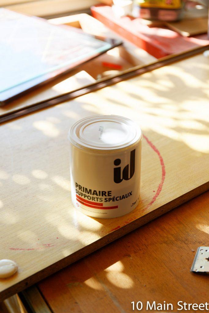 Sous-couche surfaces lisses ID Paris