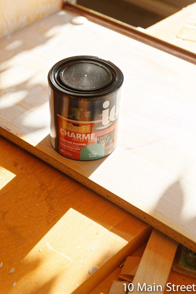 Peinture Rivage de la gamme Charme de chez ID Paris