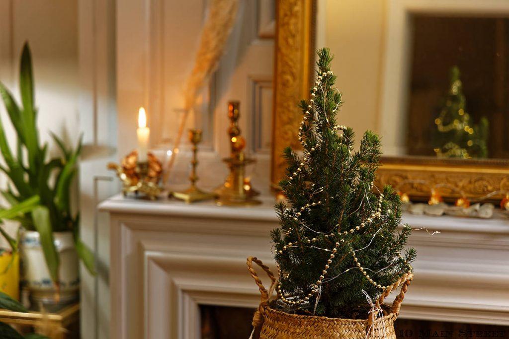 Déco de Noël toute simple