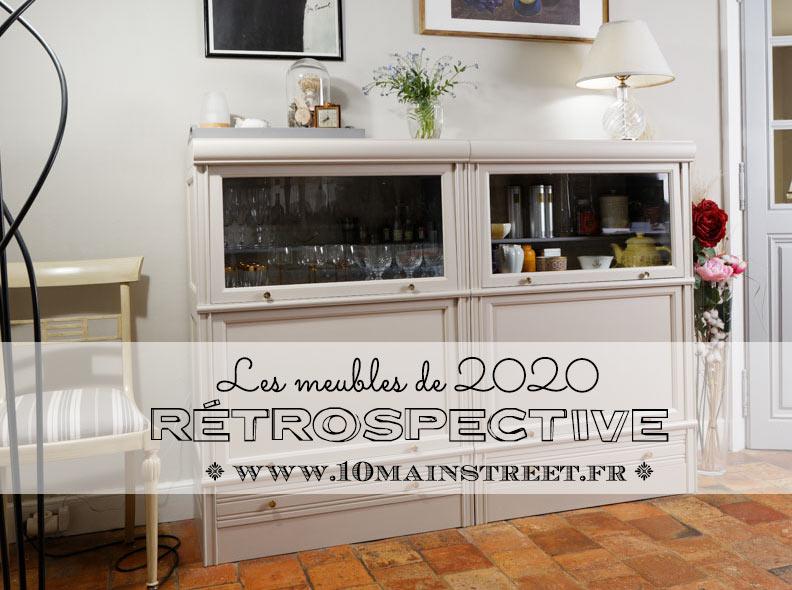 Les meubles de 2020 : rétrospective