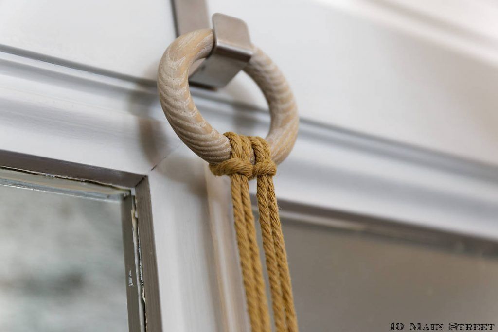 Nœuds d'alouette