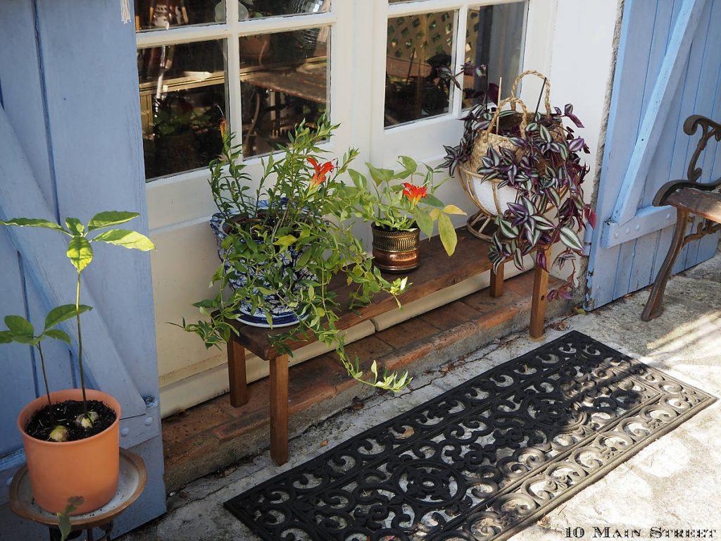 Amélioration de la déco de la terrasse